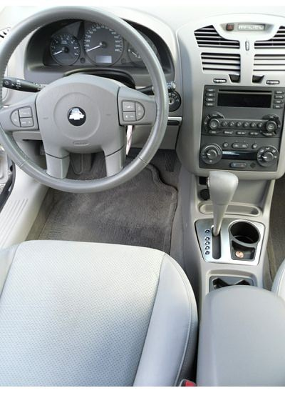 Chevy Malibu Interior And Winterize By MR Detail Shop
