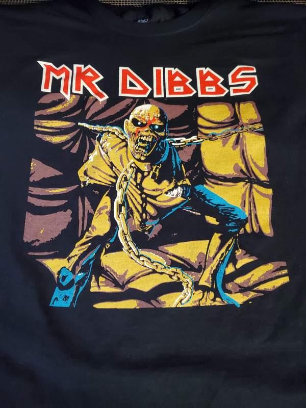 Maiden - Piece of Dibbs