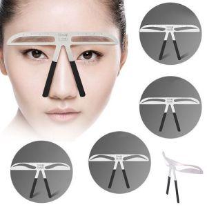 Eyebrow Stencil – Reusable Accurate Template Makeup Ruler