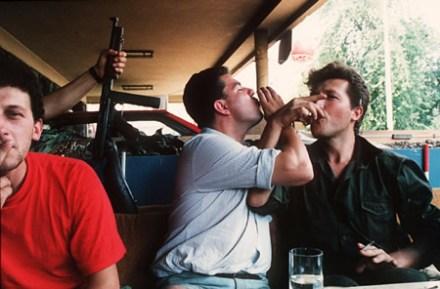 En la muy reciente guerra de Bosnia todavía corrían algunas Thompson.
