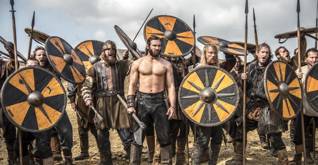 Vikings y la Inglaterra de los siete reinos