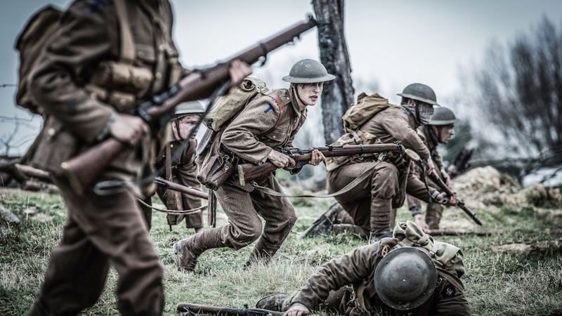 Our World War, la Primera Guerra Mundial en directo