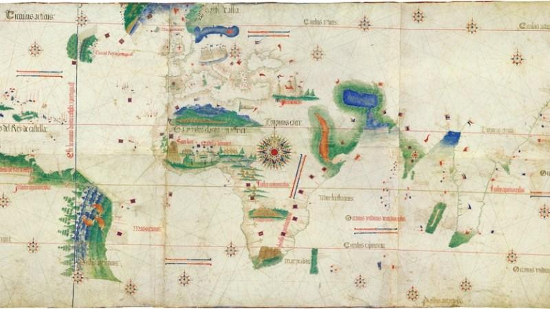 Las desconocidas exploraciones europeas de América tras el descubrimiento de Colón