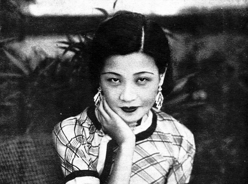 Ruan Lingyu, la reina del cine mudo chino