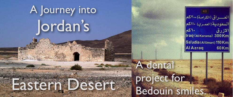 A journey into Jordan's Eastern Desert