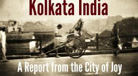 Calcutta rickshaw puller - 1986