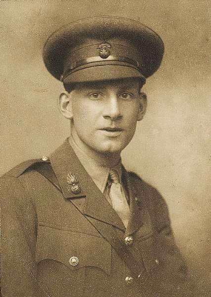 """Siegfried Sassoon (1886-1967) the author of the """"Poem in My Pocket"""""""