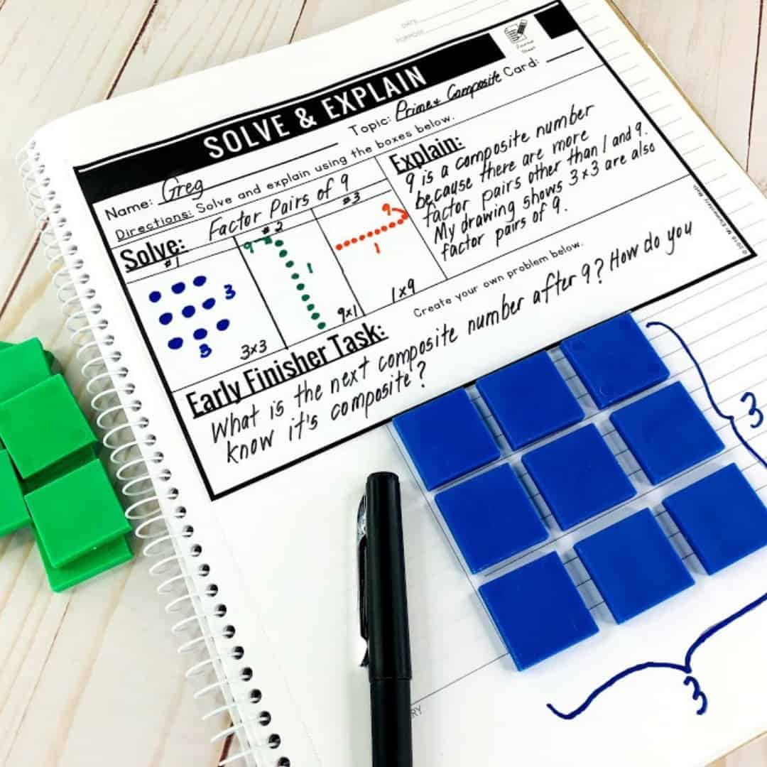 5 Ways To Include Math Problem Solving Activities In Your