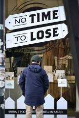 No Time To Lose! Yeah!