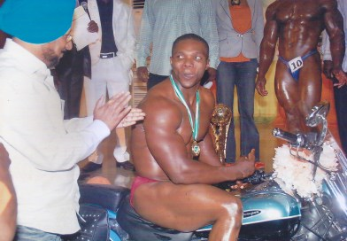 Mr Flex Nigeria 2011