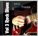 Blues Backing Tracks Vol 3 Rock Blues