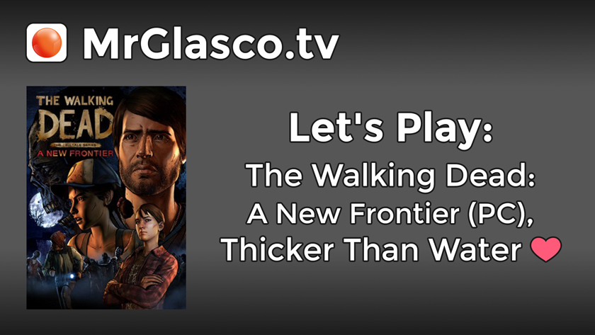 Let's Play: The Walking Dead: A New Frontier (PC), Thicker Than Water (Part 4)