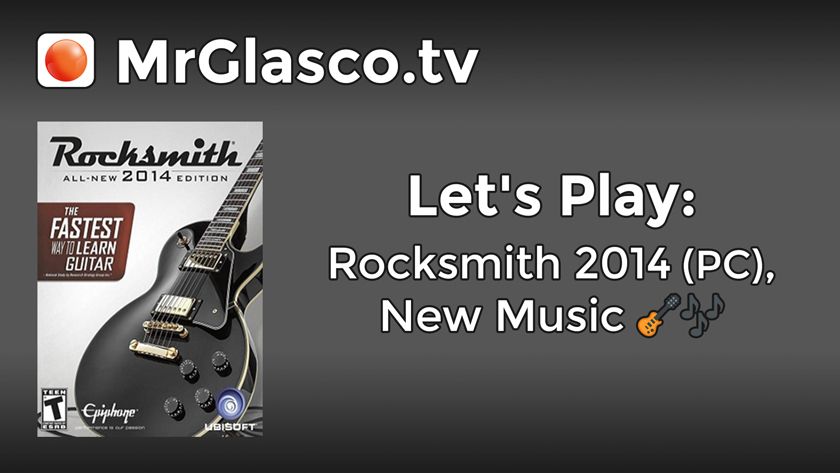 Let's Play: Rocksmith 2014 (PC), Practice