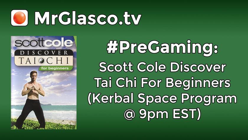 Scott Cole Tai Chi Workout DVD