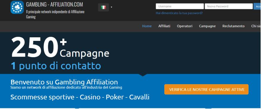 gambling affiliation recensione mrgold