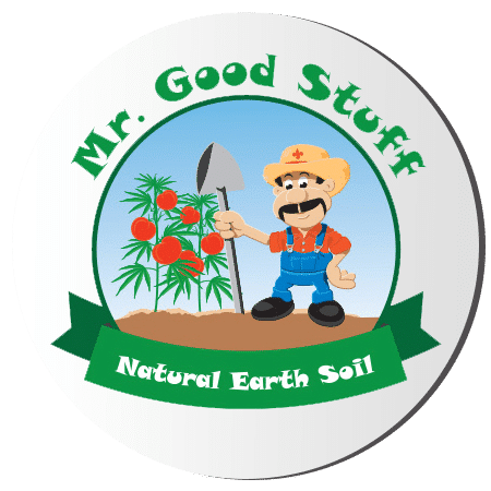 Mr. Good Stuff Logo