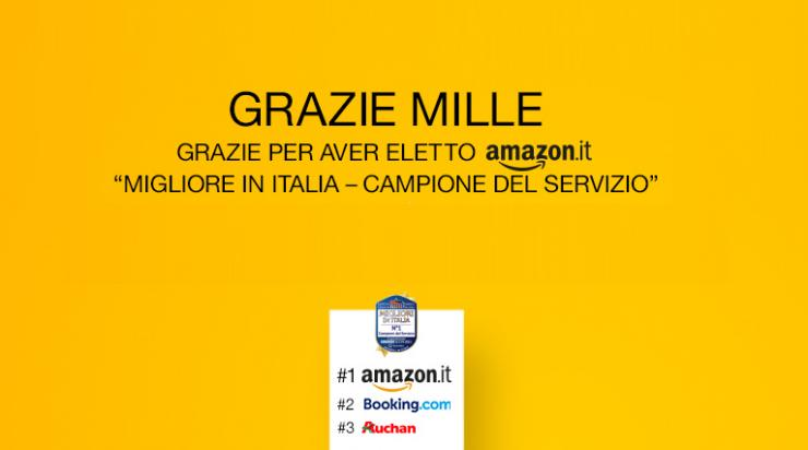 amazon grazie