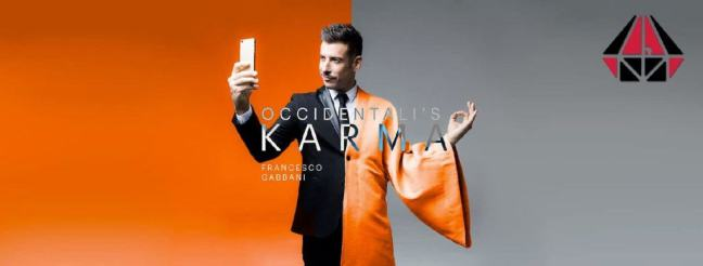 Occidentali's Karma – Francesco Gabbani
