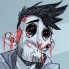 Mr Guy Illustrator, Walter Ostlie's zombified bio pic