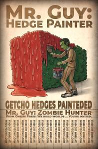 mr guy hedge painter
