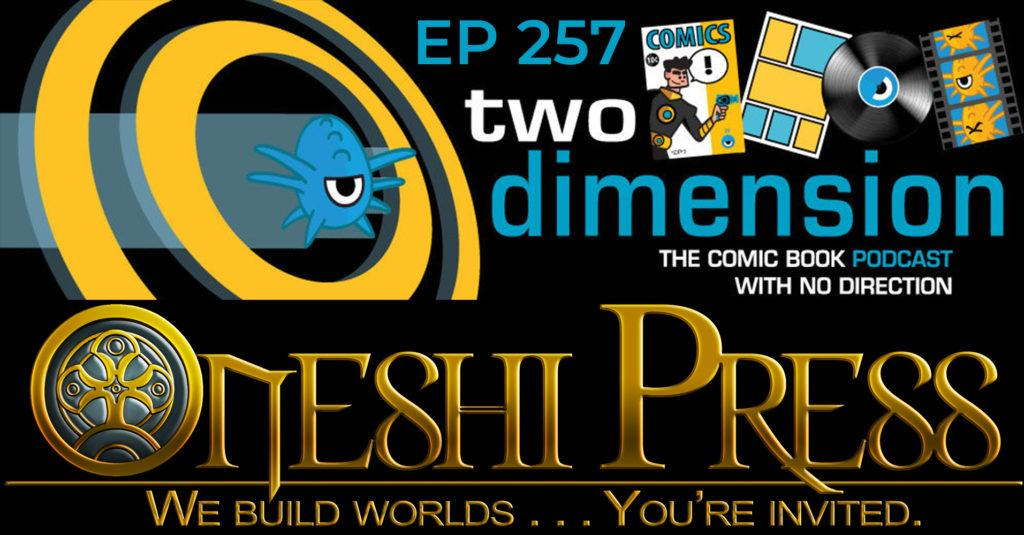 Two Dimension Podcast