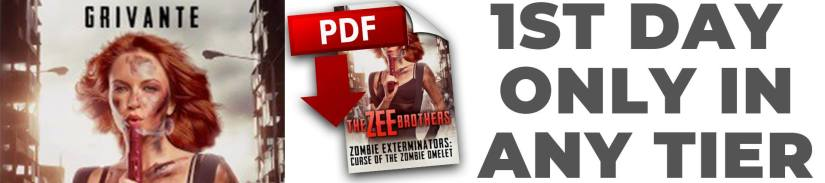 zee brothers: zombie exterminators by grivante