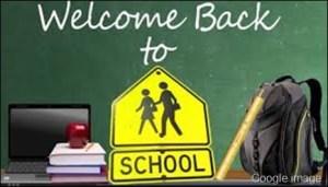 buka sekolah