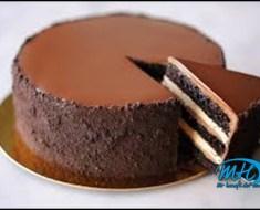 Cara Buat Kek Coklat Paling Nyaman