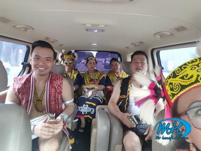 Mengapa Guna Pakaian Tradisional Sarawak Kena Halau Dari Klcc