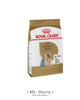 ROYAL CANIN ALIMENTO SECO PARA PERRO ADULTO YORKSHIRE TERRIER  1.13 Kg