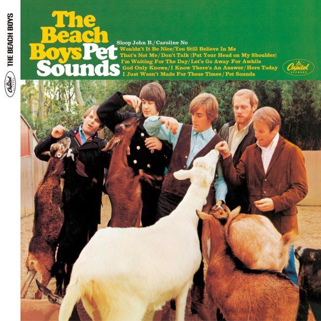 The Beach Boys - Pet Sounds ile ilgili görsel sonucu