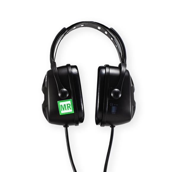 29db NRR over-ear MRI headphones and headset
