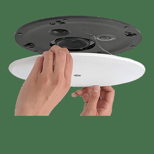 MRI stereo microphone