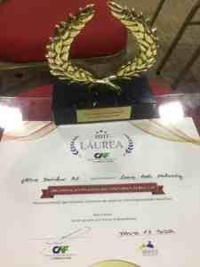 Laurea CAF award