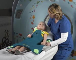 pediatric mri, mri safety, mri kid friendly, mri stereo