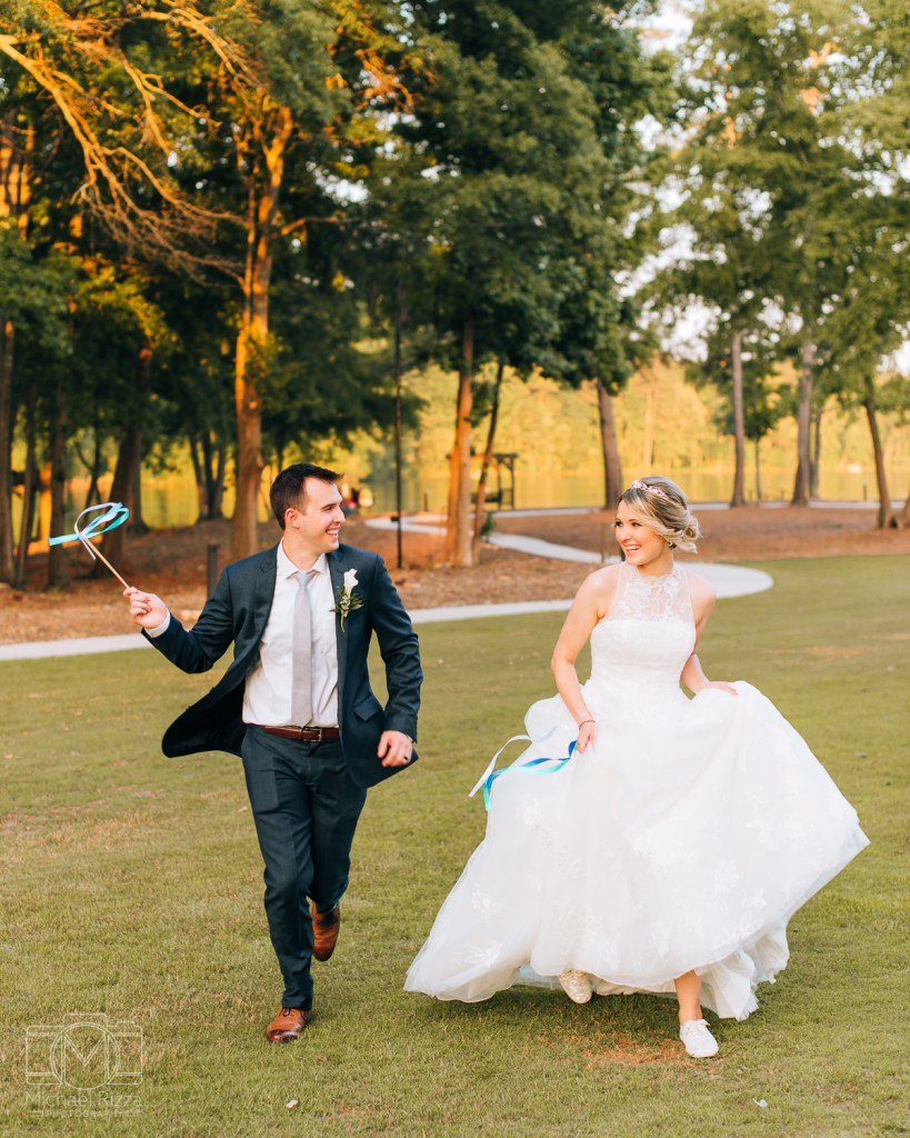 Atlanta Catholic Church wedding photography - Michael Rizza Photography