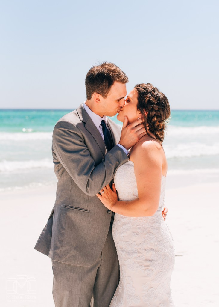 Destin Wedding Photos Michael Rizza Photography