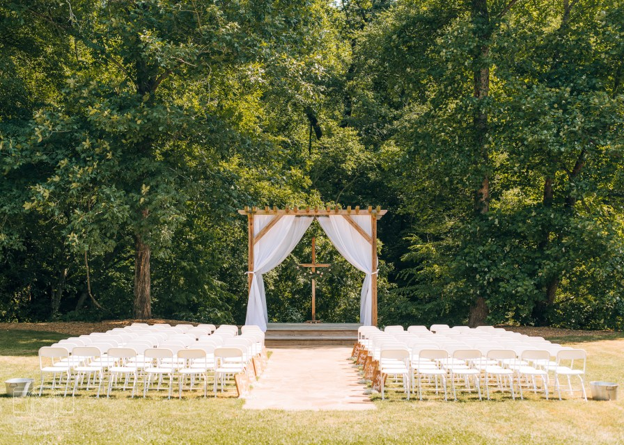 The Densmore Farm Wedding Ceremony