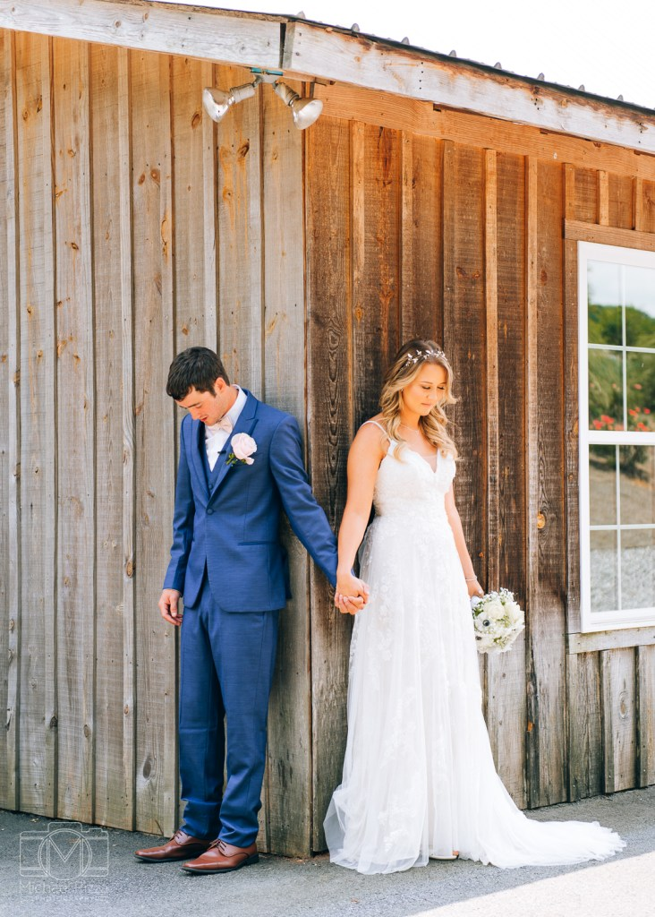 The Densmore Farm Wedding Photography - Michael Rizza Photography