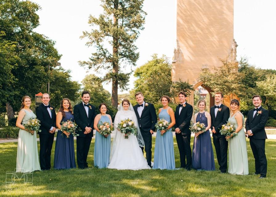 ISU Memorial Union Wedding