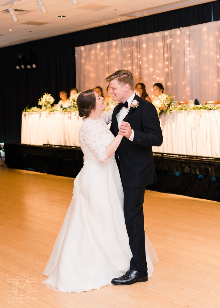 ISU Memorial Union Wedding Reception