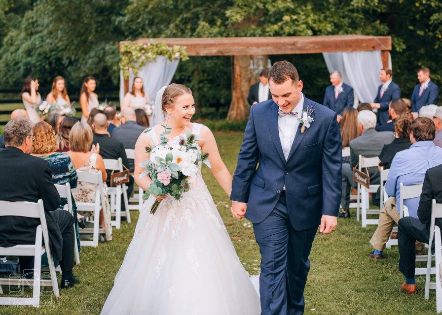 The Inn at Oak Lawn Farms Wedding Photos