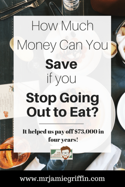 You Can Save LOADS of Money if You Stop Going Out to Eat