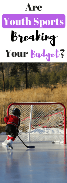 Youth Sports Costs Are Out of Control!