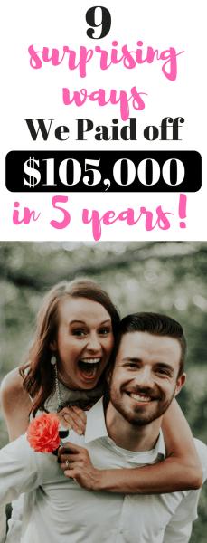 9 Surprising Ways We Became Debt Free