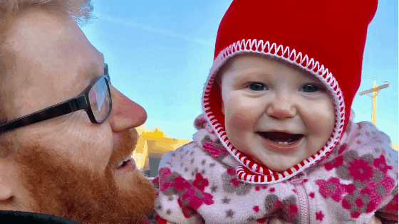 Daughter Pays Dad Debt