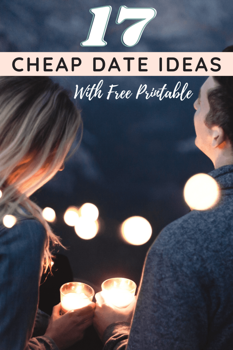 17 Cheap Date Ideas to Help You Save Money