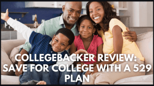 CollegeBacker Review Feature image