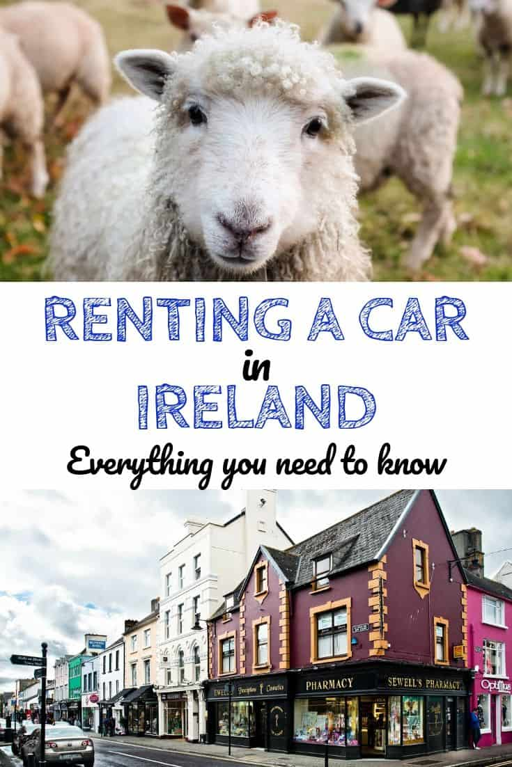 Renting a Car in Ireland - Everything You Need to Know