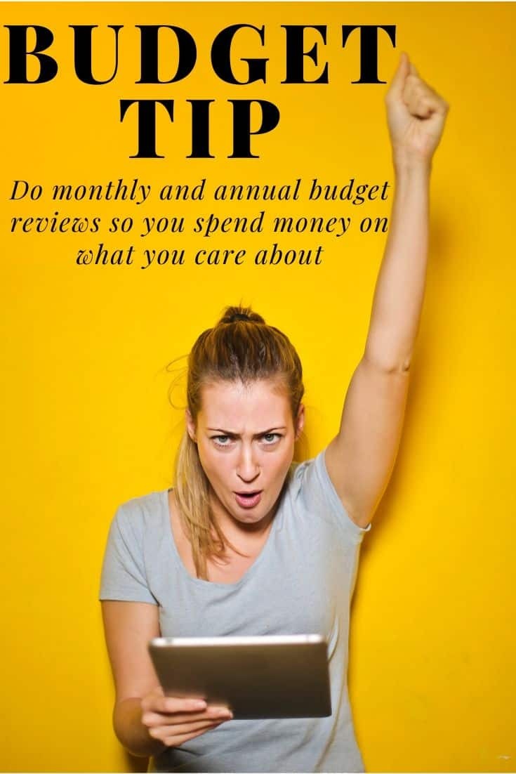 How to Do a Budget Review for Your Family Budget